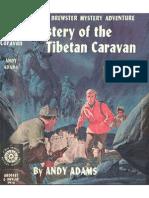 Biff Brewster Mystery #10 Mystery of the Tibetan Caravan