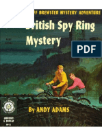 Biff Brewster Mystery #11 British Spy Ring Mystery