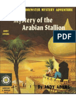 Biff Brewster Mystery #12 Mystery of the Arabian Stallion
