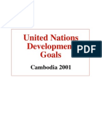 Cambodia MDG Report - International Development