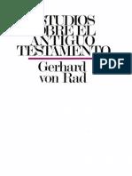 [Gerhard Von Rad] Estudios Sobre El Antiguo Testam(BookZZ.org)