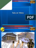 Matematica - Tales de Mileto - Lgc