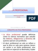 3° Medio ETICA PROFESIONAL