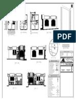 Plano Instalaciones Electricas y Sanitarias-Model