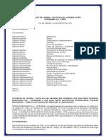 Contrato de Venta de Gas Natural Al Brasil