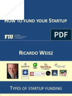 How to Fund Your Startup Venture