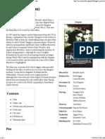 Enigma (2001 Film) - Wikipedia, The Free Encyclopedia