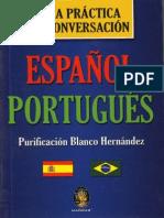 Español-portugés Guía Práctica de Conversación - JPR504