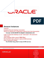 Oracle DRM Partner Training