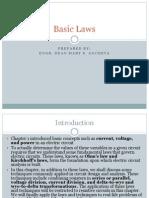 Lec03 - Basic Laws