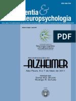 2011 Recomendações Da ABN Em Alzheimer