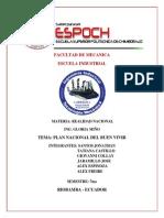introduccion PLAN NACIONAL DEL BUEN VIVIR exposicion.pdf