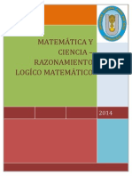 Lectura i Matematica y Ciencia Iiii