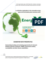 EnergyX Northern Cape 2015 EXHIBITOR