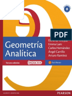 Geometría Analítica-Elena de Oteyza