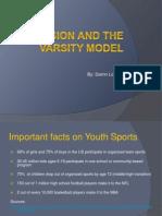 varsity model presentation - kh 2130
