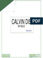 Calvin 8470p 6050a2470001 Schematic