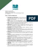 Informe de La Ley de Delitos Informaticos