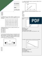 MU - Testes 2014