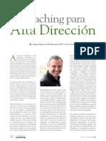 Coaching Alta Dirección