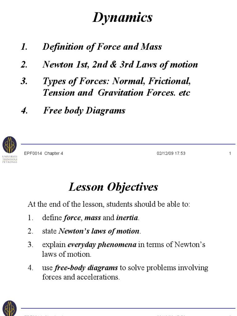 Law of inertia. Difficulties in explaining everyday phenomena