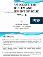 Final Solid Waste ppt.