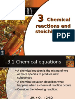 Chemistry-Ch03_Chemical reactions and stoichiometry