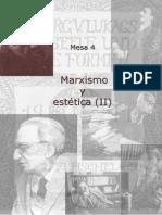 Marxismo y Estética