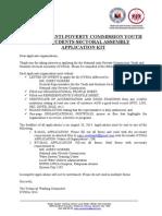 NYSSA 2014 Application Kit