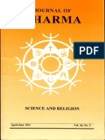 Journal of Dharma Apr - June 2011 Vol. 36 No. 2