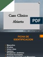 Caso Clinico Neurocisticerco
