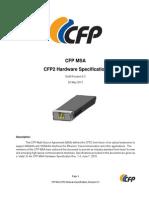 Cfp Msa Cfp2 Hw Spec Rev03