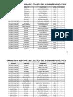 Resultado Por Municipios