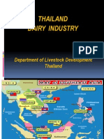 Thai Dairy Industry