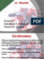 Firearm Injuries