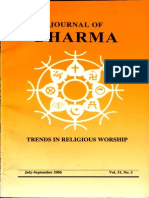 Journal of Dharma July - Sep 2006 Vol. 31 No. 3