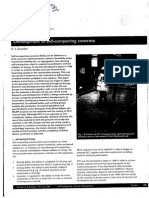Article on Development of Self-compacting Concrete