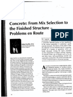 Article on Concrete from mix selection to finished structure.PDF