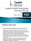 Equity performance report daily from capital stroke