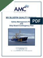 MV Bluefin QA Manual - Web Version Opt