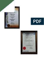 sijil surau