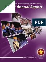 PUP Accomplishment Report 2012