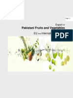 failure Pak Export fruits and vegetables