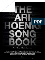 The Ari Hoenig Song Book