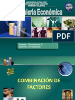 3ingenieria Economica Combinacion Factores