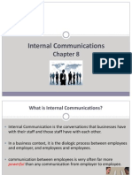 BB211 - Chapter 8 - Internal Communications (1)