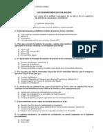 Cuestionario Grupo Miercoles 09 Abril 2014