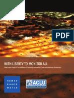 HRW/ACLU