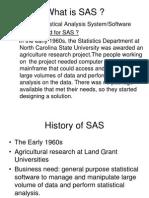 SAS Basics