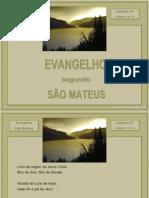 Crystal - Evangelho Sao Mateus 01 - 01 a 25